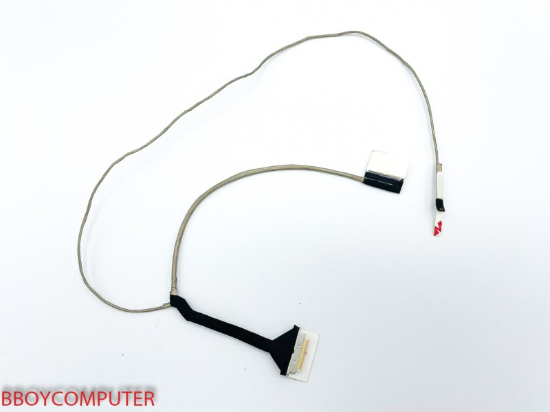 HP LCD Cable สายแพรจอ HP 15-da 15-db 15-bs  DC020031F00 EPK50 เข้าจอ 30 พิน