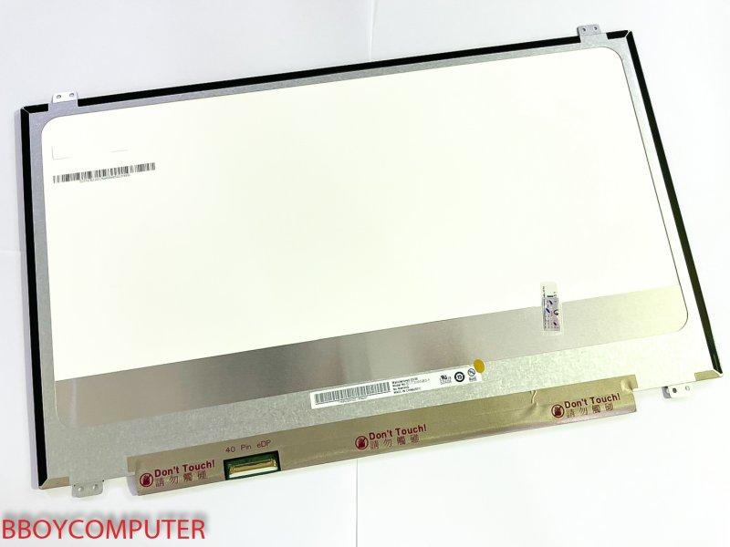 จอโน๊ตบุ๊ค 17.3 LED Slim Full HD 1920*1080 IPS 144Hz 40 Pin แพรซ้าย จอมีหู  Part B173HAN03.1