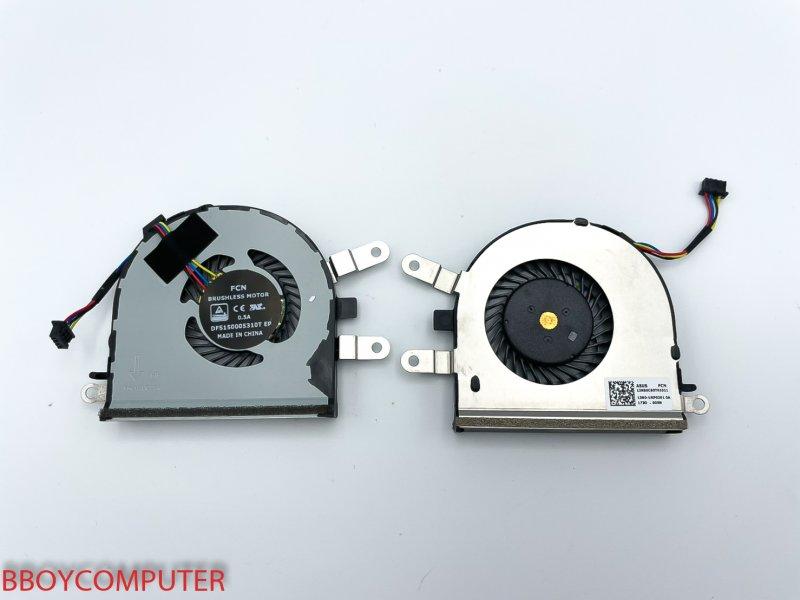 ASUS CPU FAN พัดลมโน๊ตบุ๊ค Asus Zenbook BX510 UX510U