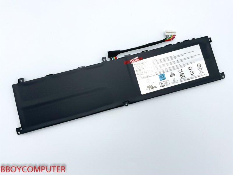 MSI Battery แบตเตอรี่แท้ MSI BTY-M6L  Stealth GS65 GS75 P65 P75