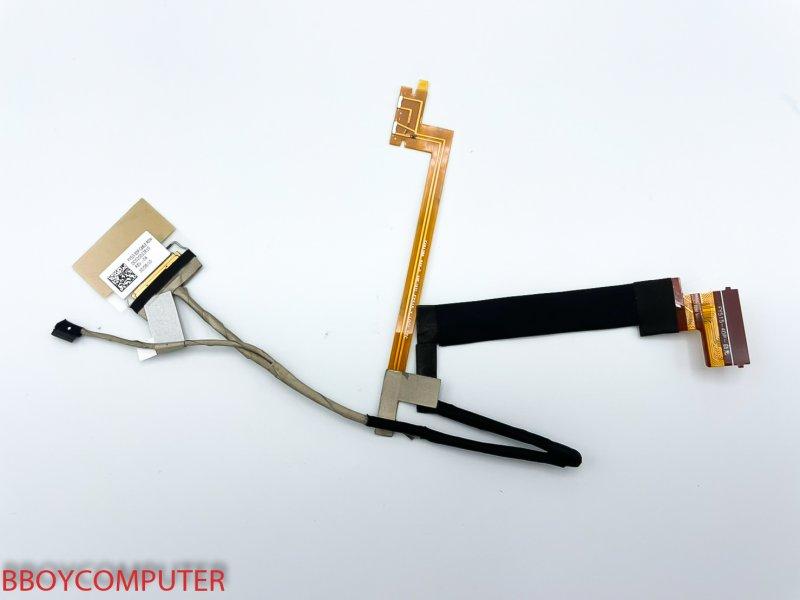LENOVO LCD Cable สายแพรจอ LENOVO Y540-15IRH  part DC020023E10 หัวเสียบเข้าจอ 30 พิน
