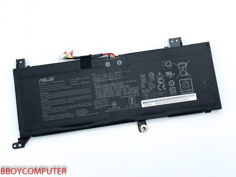 ASUS Battery แบตเตอรี่ ของแท้ Asus C21N1818 VivoBook 14 F412DA X412FJ F412FJ A412FA F412FA F412UA